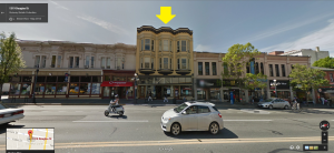 Building at 1308-1312 Douglas Street in downtown Victoria, BC. Source: John Bonnett